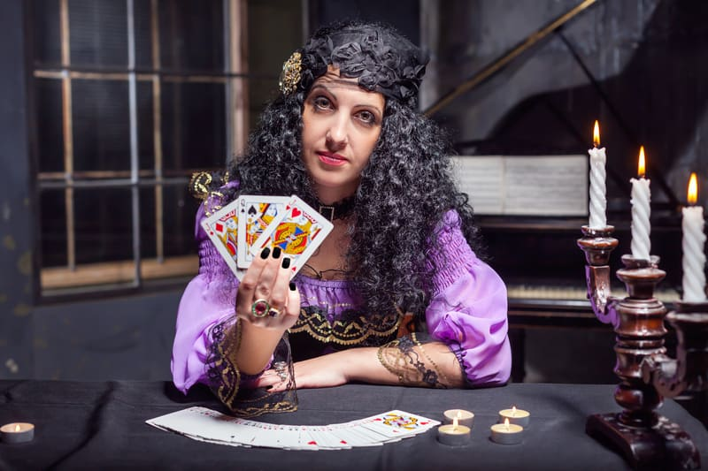 You can learn about psychics online.