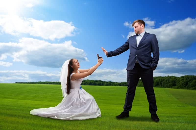 Getting Married For Better Or Worse