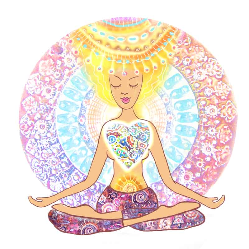 The challenge of the chakras