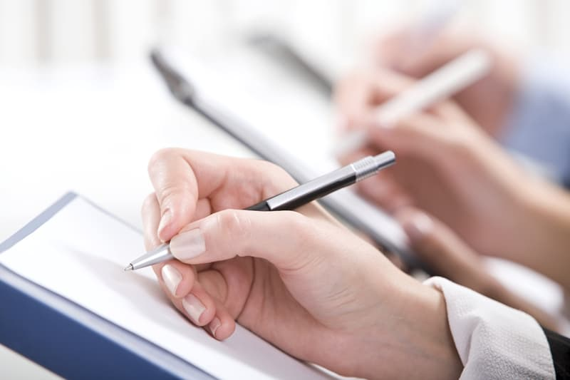 Learn good points in automatic writing