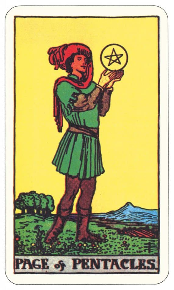 Tarot by noble men and women