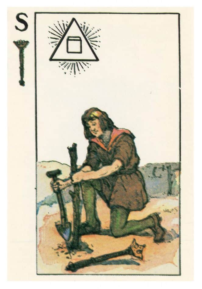 There is a tarot challenge