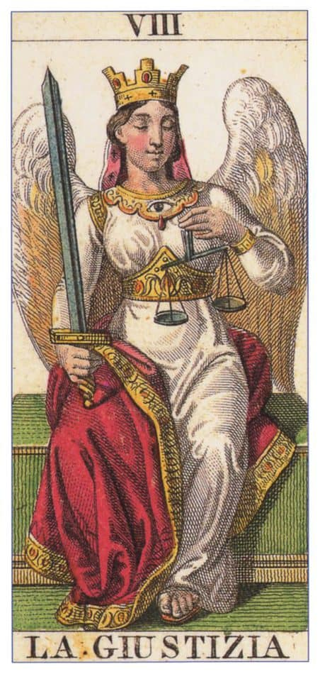 Deeper meaning and tarot
