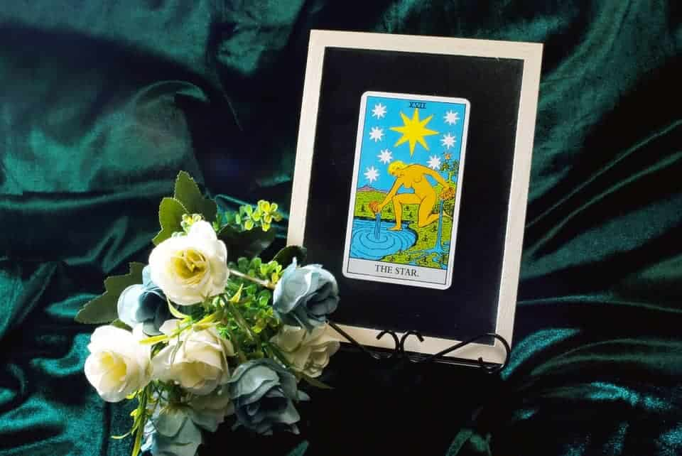 What is the tarot deck for