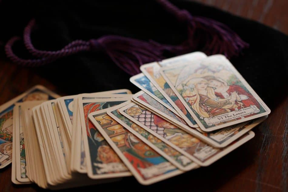 learning the three of cups online
