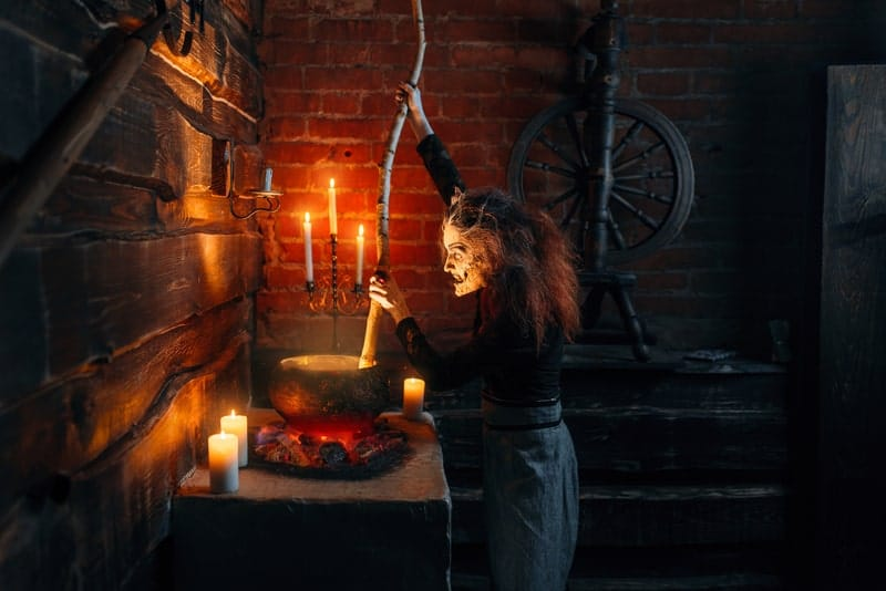 Learn how to cast a spell