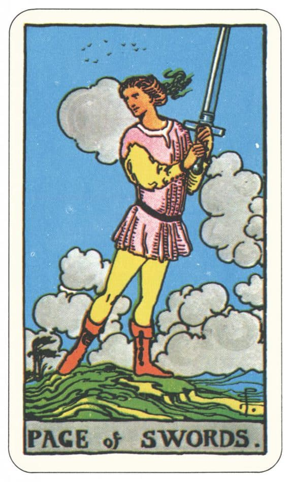 Divination with tarot