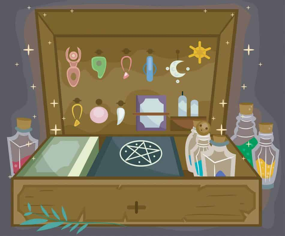 where to buy a witchcraft kit