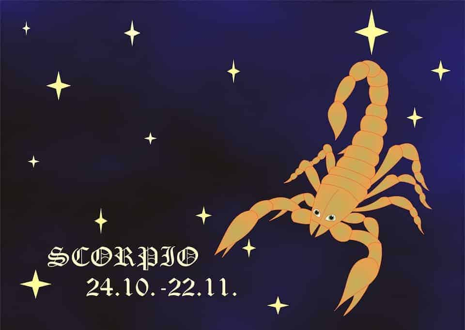 what is it about scorpio