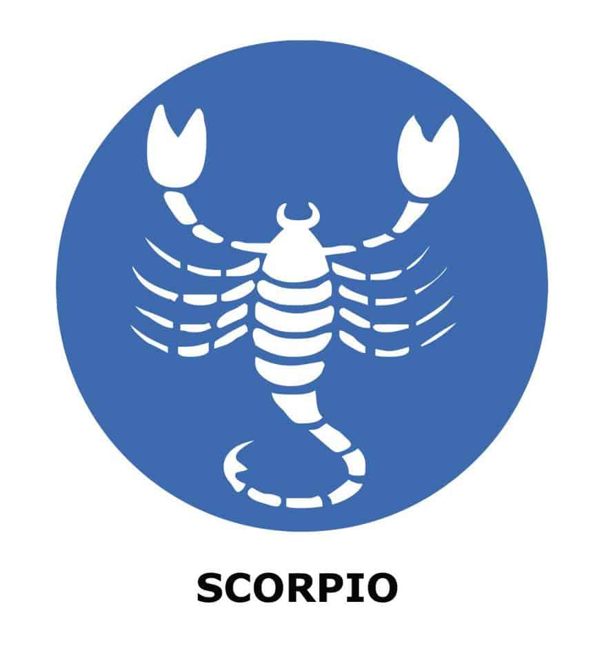 You need to always look at your scorpio sign