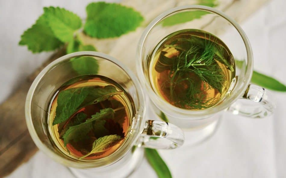 You should hold a tea leaf reading party