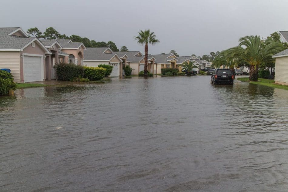 florida pounded during hurricane irma with flooding