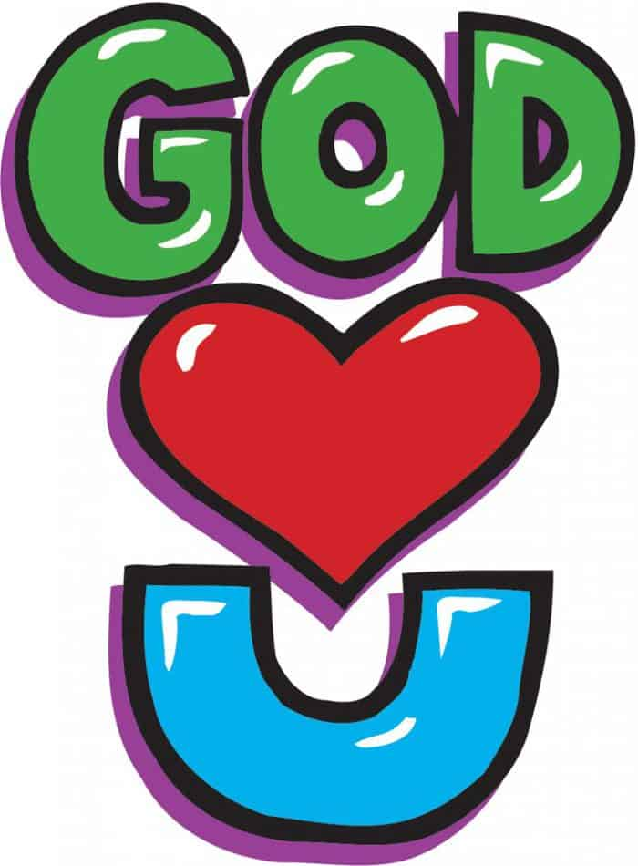 God Does Really Love You A Lot