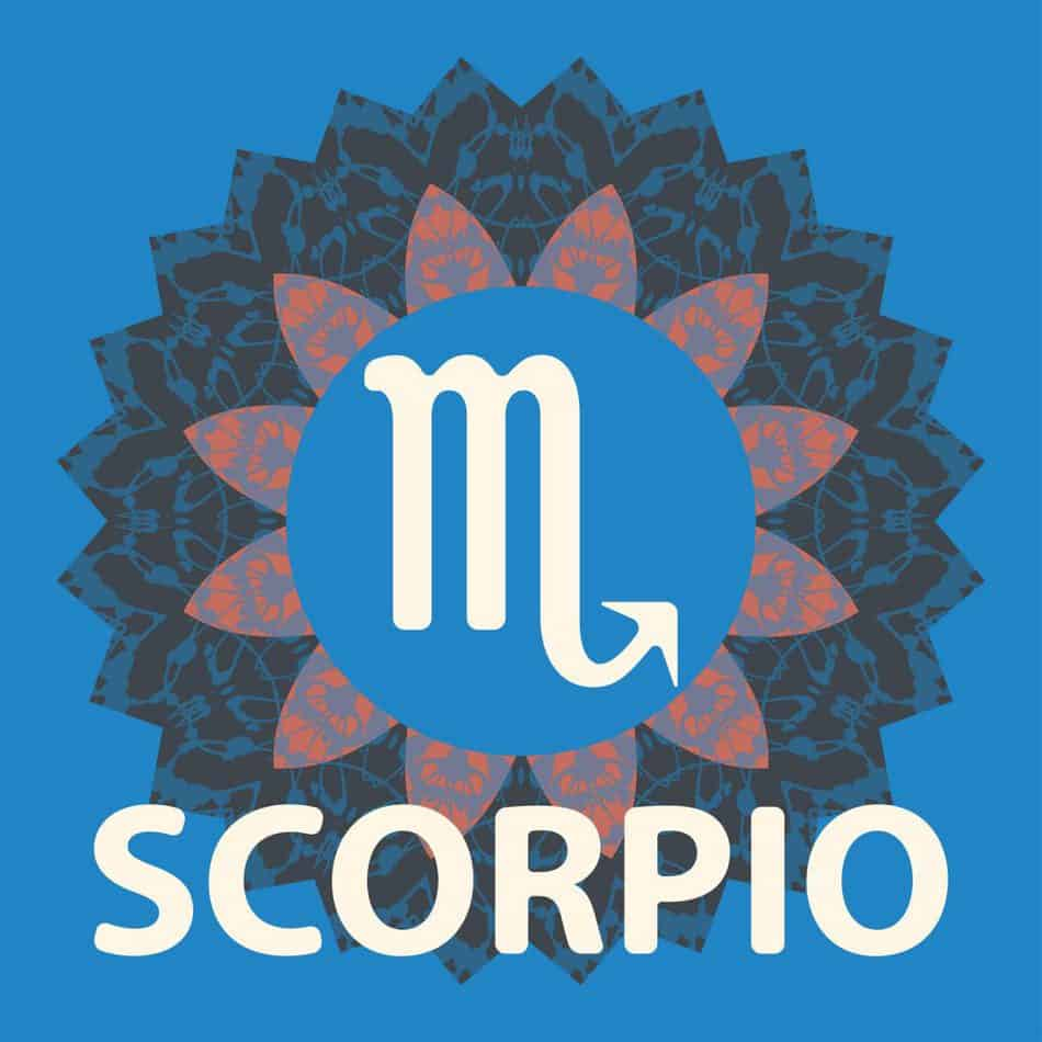 Scorpios tend to put forth 100% effort