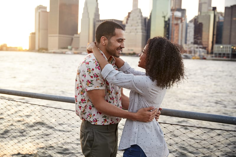 New York Good For Dating and romantic moments
