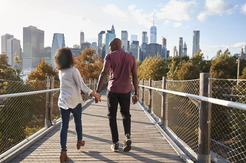 learn to date in new york