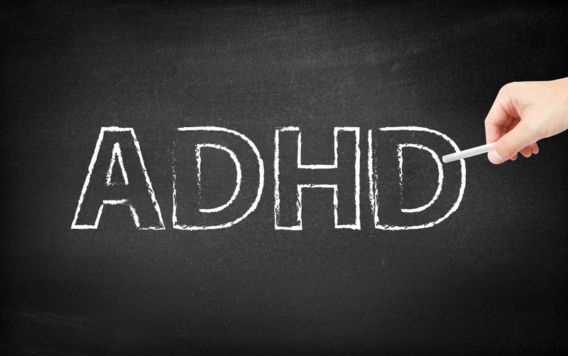 adhd is here